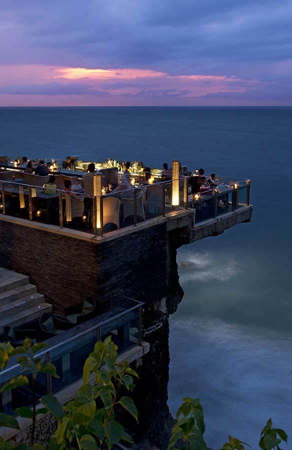 Restaurant at Night, AYANA Resort and Spa Bali vossy.com