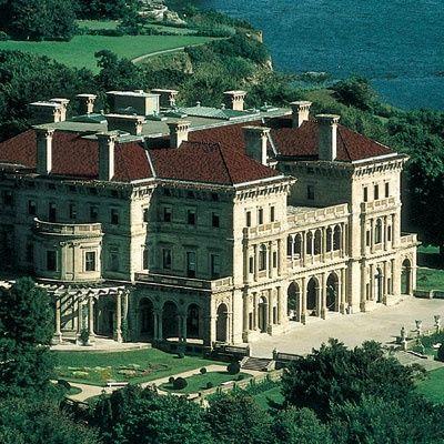 newport mansions rhode island | Mansions of Rhode Island