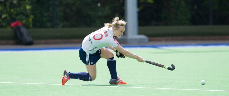 Hollie Webb- Great Britain and England international hockey player- Ritual Hockey Photo: Dirkie Chamberlin