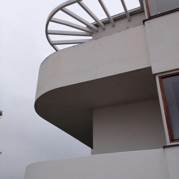 Arne Jacobsens Bellevue - Copenhagen