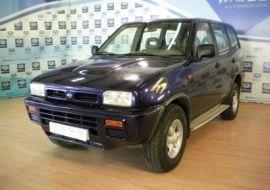 ~ | AUTOMÓVILES | MELLI Ocasión, Todo Camino, Nissan Terrano, con Motor Diesel 2.7c.c Tipo TD de Cambio Manual, Pintura Color AZUL.