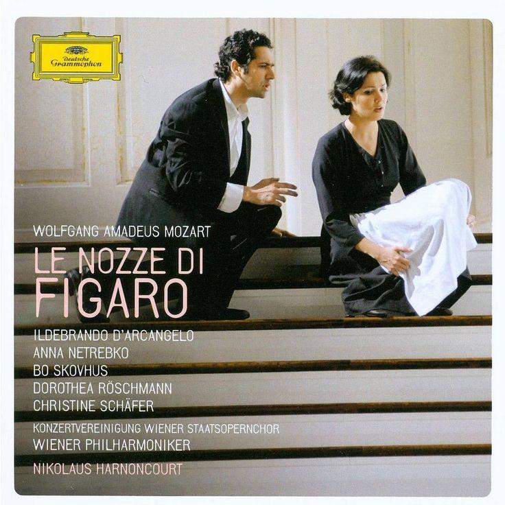 Anna Netrebko - Mozart: Le Nozze di Figaro (CD)