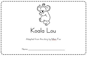 koala lou activities - Google Search