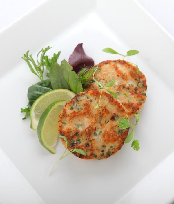This Thai fish cake recipe from Marcello Tully employs wonderfully fresh Southeast Asian flavours for a marvellous meal.