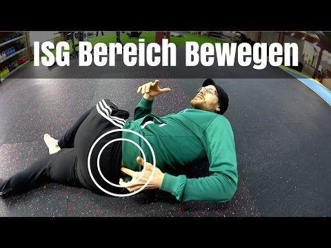 ISG Blockade - Test und Übungen - YouTube