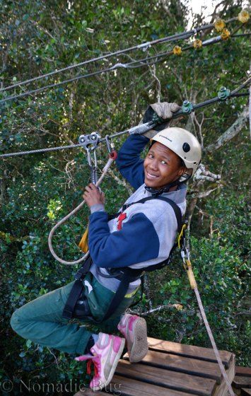 The Tsitsikamma Canopy ADVENTURE tours, Garden Route, South Africa Nomadic Existence