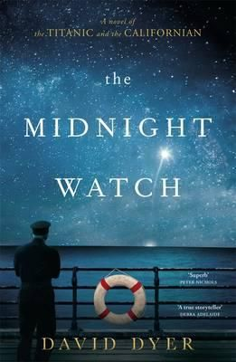 The Midnight Watch - David Dyer - a book published in 2016. A pacy, well written story of the Titanic written from the alternate viewpoints of an investigative journalist and the crew of the Californian, the ship that saw the Titanic's distress signals but did nothing. Loved it. 5 stars.