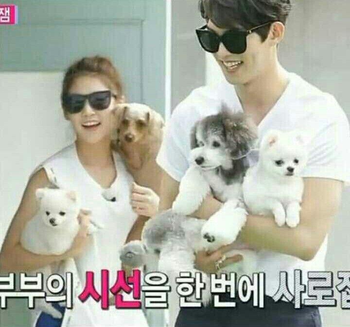 GongLee Family ❤