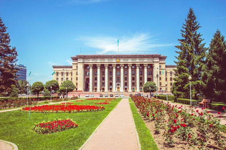 Kazakhstan: The beautiful city of Almaty - Born to Wander