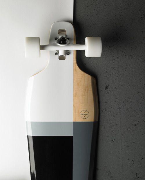 gregmelander:  BOARD A modern design on anything looks good.
