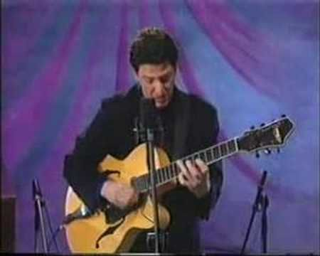 John Pizzarelli Trio - After You've Gone