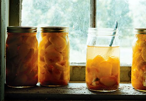 Find the recipe for Jerusalem Artichoke Pickles and other vinegar recipes at Epicurious.com