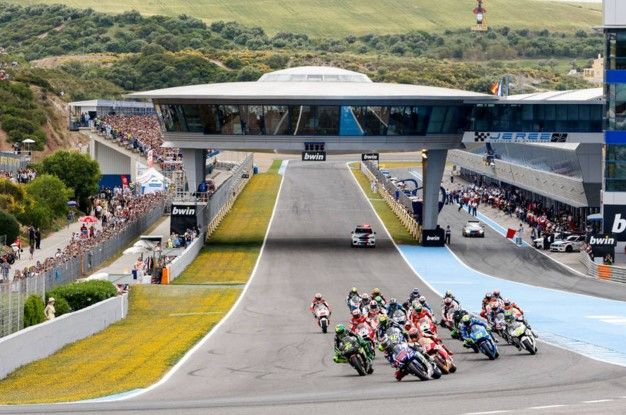 MotoGP Jerez, Spanyol 2017