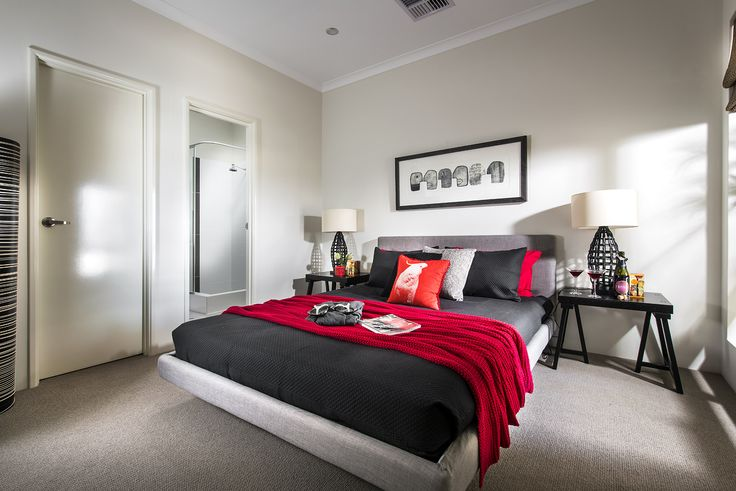 Homebuyers Centre - Flute (Brabham) Display Home Bedroom
