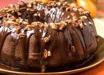 Chocolate Fudge Rum Cake...If it tastes anything like the original...Yummmmmy