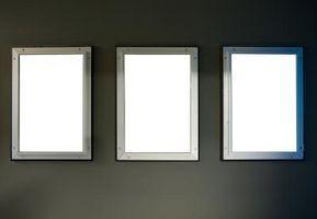 diy fake window