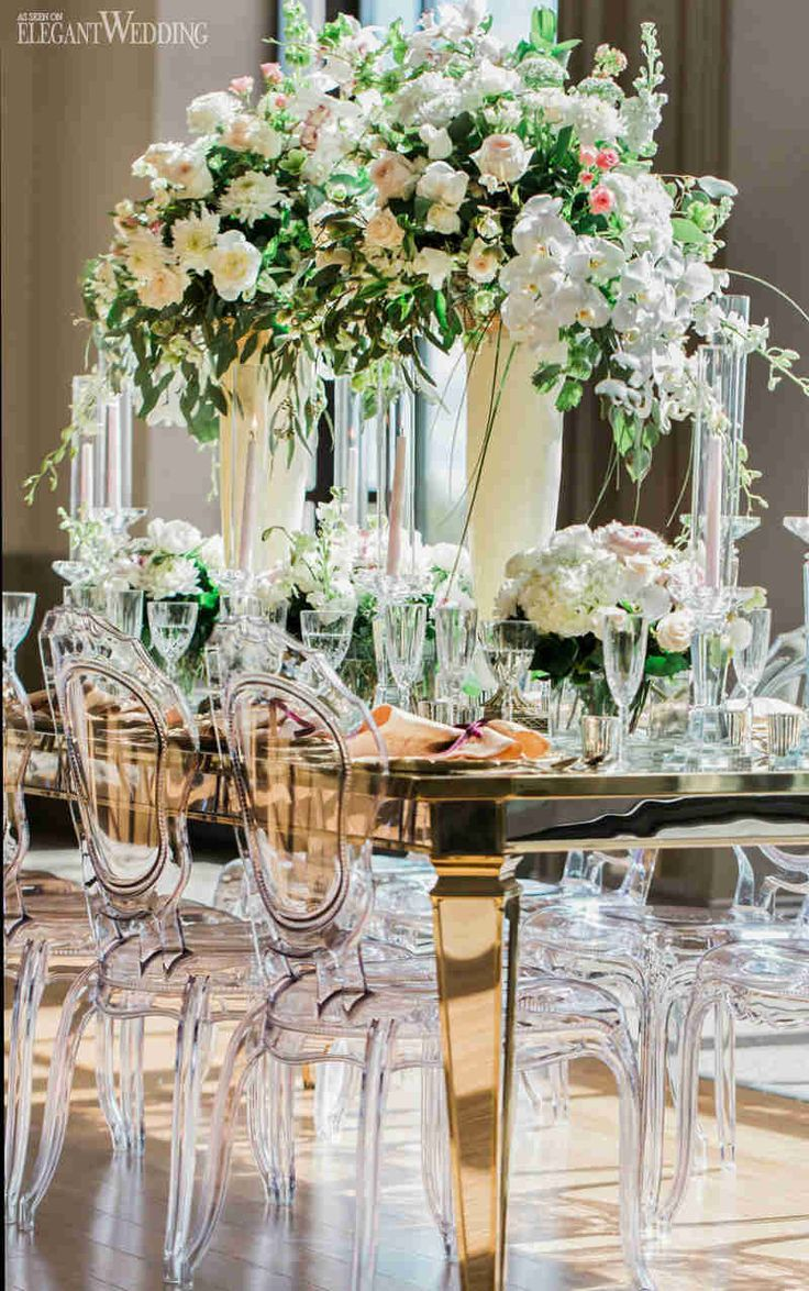 4124 best wedding centerpieces table decor images on. Black Bedroom Furniture Sets. Home Design Ideas