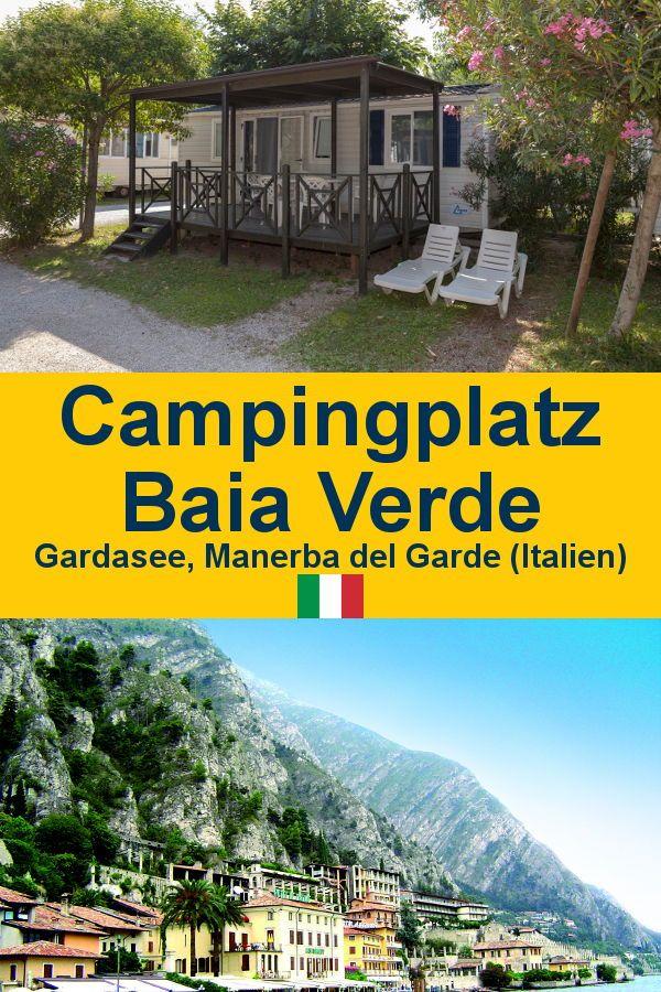 Der Campingplatz Baia Verde Ist Ein Wirklich Komfortabler