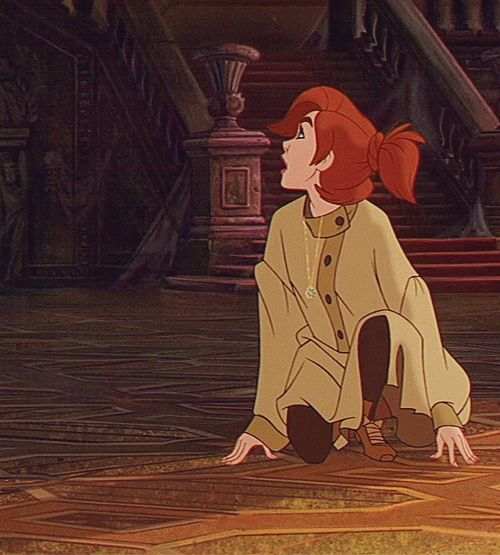 "*ANASTASIA, 1997 (Love this movie still! Biggest pet peeve is when people say it's a Disney movie. It's 20th Century Fox people! But it does feel ""Disneyish"" in places."