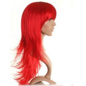 Uzun Peruk Saç