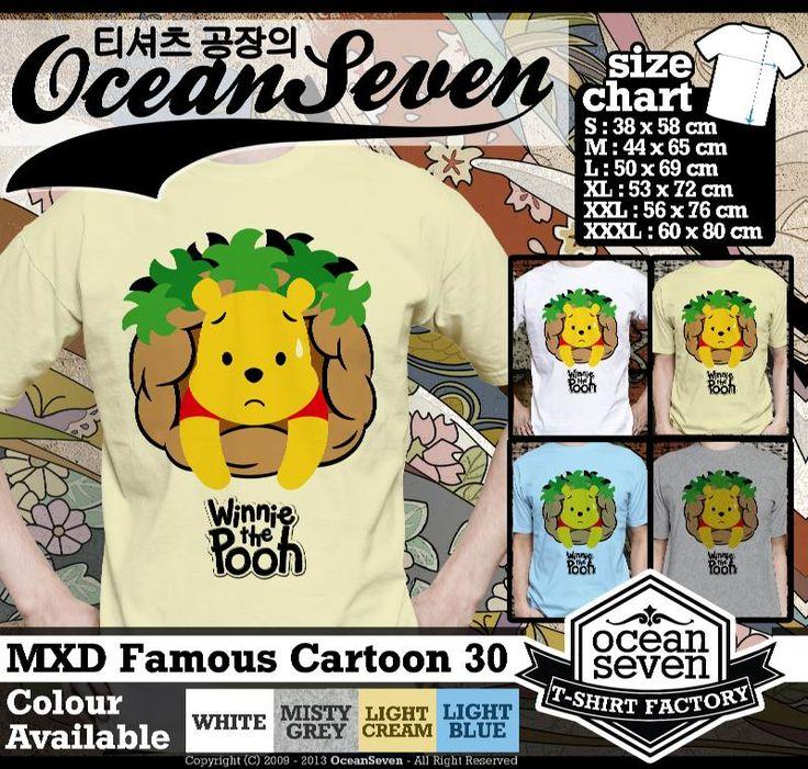 Kaos Winnie The Pooh 1