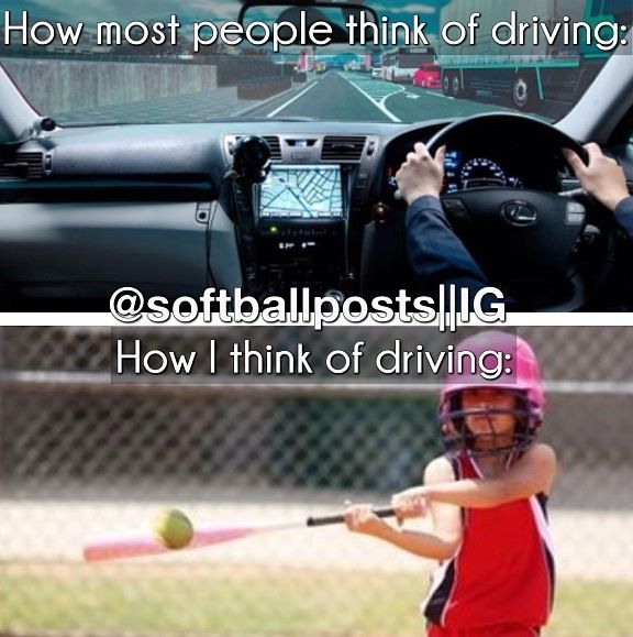 how most people thing of driving how I think of driving