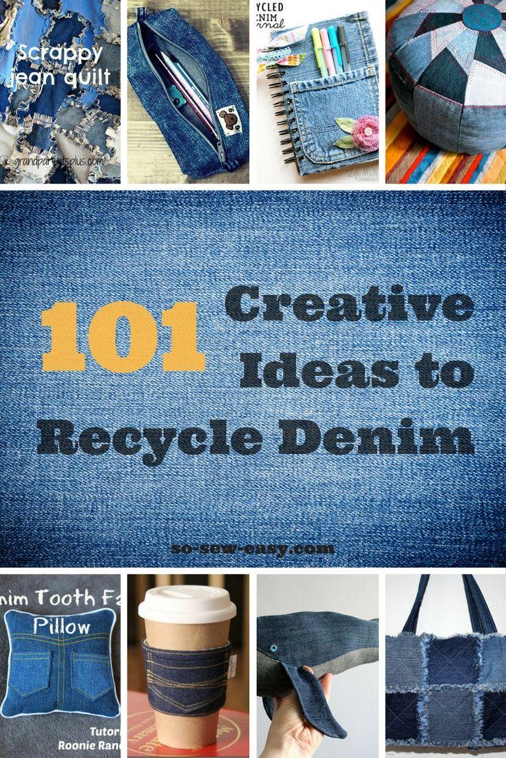 recycle denim