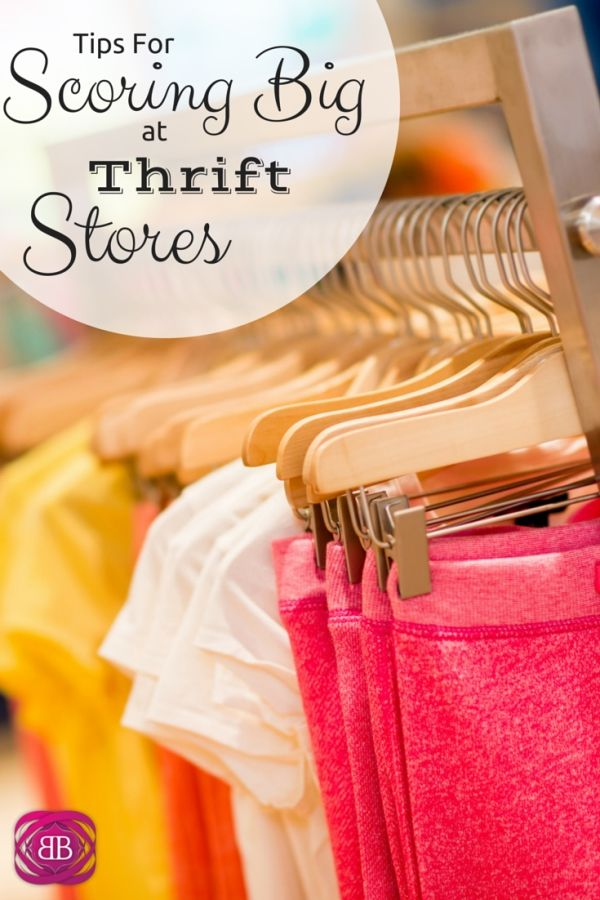 """Thrift shopping can be a great way to save money and expand your wardrobe. Plus, it's in vogue to say you got something at a thrift shop thanks to Maklemore's """"Thrift Shop"""" song. No more being ashamed of shopping for someone else's clothes!  http://www.budgetblonde.com/2014/07/09/scoring-big-at-thrift-stores/"""