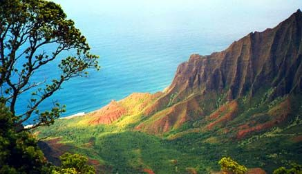 If you've never gone on your dream vacation, . . . one word - Kauai.