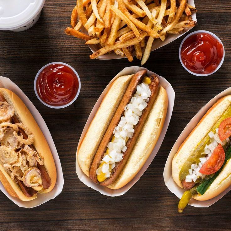 Two words: Shake Shack. SporkOrlando.com #hotdogs #foodie #food #orlando #winterpark