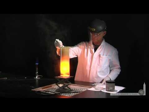 "NaCl Formation- Video to introduce chemical reactions. Ties in ionic bonding, flame tests, electronegativity and electron affinity, as well as the ""clues"" which indicate the presence of a chemical reaction."