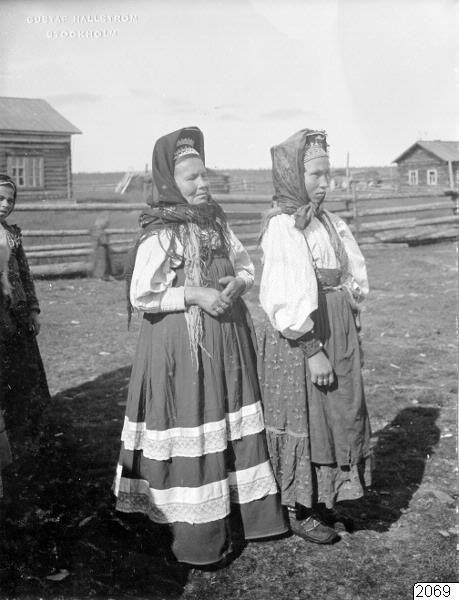 Кола, уездный город Архангельской губернии [1910]