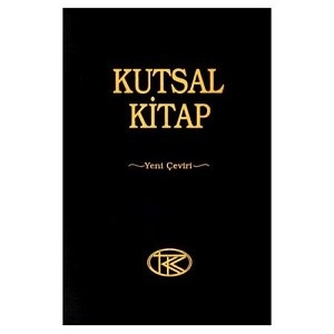 Kutsal Kitap (Turkish Edition) [Hardcover] by American Bible Society