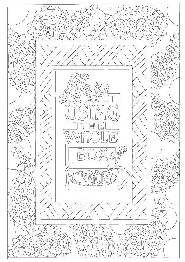Go to http://shopwebdownloads.businesscatalyst.com/colour-in.html to download this free hi res pdf to print and colour