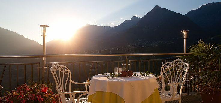 Schenna Hotel Ferienwohung Residence Appartement Maritschhof Südtirol