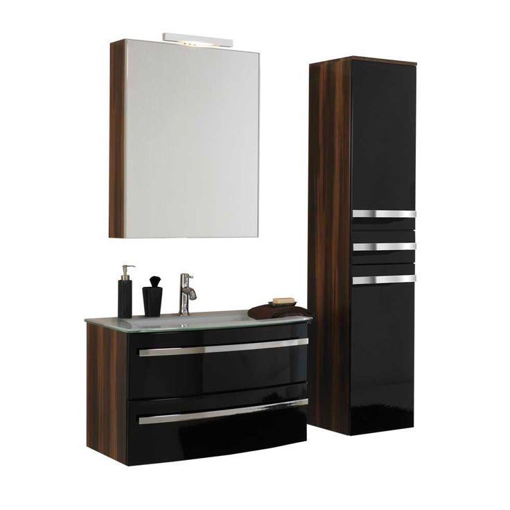 die besten 25 badezimmerm bel set ideen auf pinterest. Black Bedroom Furniture Sets. Home Design Ideas