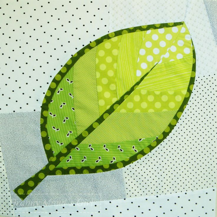 Improvised Leaf Tutorial || Granny Maud's Girl