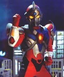 "Servo from ""Superhuman Samurai Syber-Squad"""
