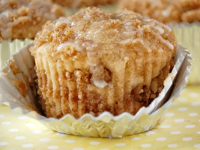 Cinnamon Streusel Muffins | Tasty Kitchen: A Happy Recipe Community!