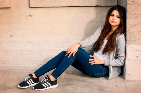 Selena Gomez Adidas NEO 2014 Spring/Summer Collection