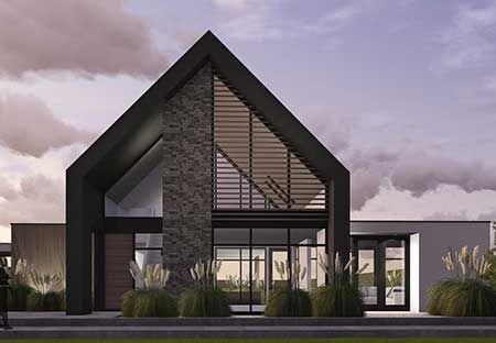 Villa A2 - interior | architecture | totaal concepten | interieur | tuinplan - Marco van Veldhuizen
