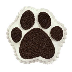 Paw Print Cake Pan | Dog paw cakes - Kitchen Krafts