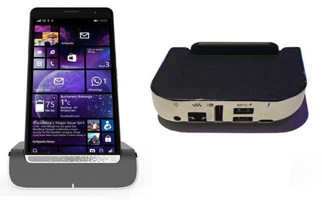 Smartphone HP cu Windows 10?
