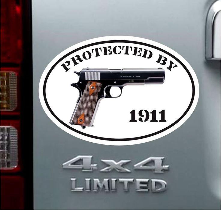 Best Guns Firearms Ammo Stickers  Decals Images On Pinterest - Custom gun barrel stickers