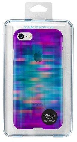 Uncommon iPhone 6/7 Case Deflector - Glitch