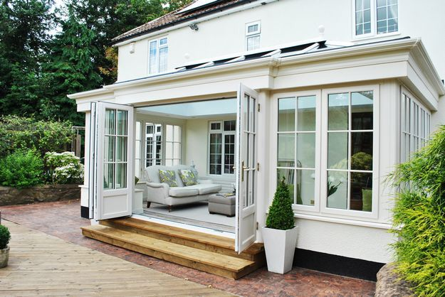 Homeowners looking for a better quality of extension tend to lean in the direction of orangeries mainly because of the additional build details which are the hallmark of a decent orangery.