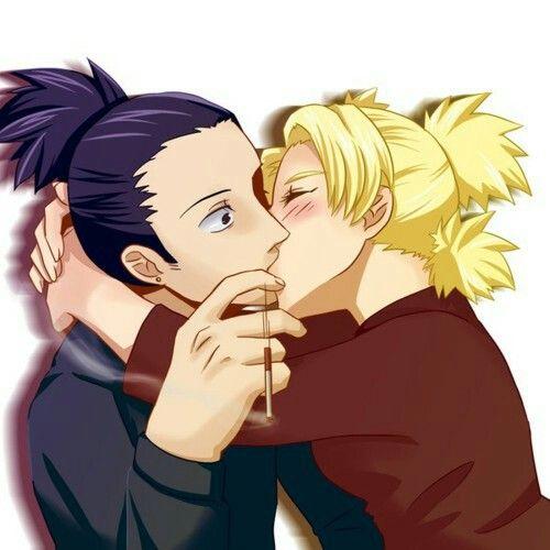Sweet kiss   Naruto Couples   Pinterest   Sweet kisses ...