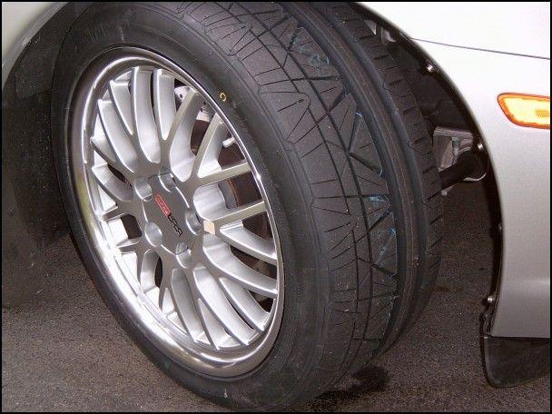 Best Tires for C6 Corvette