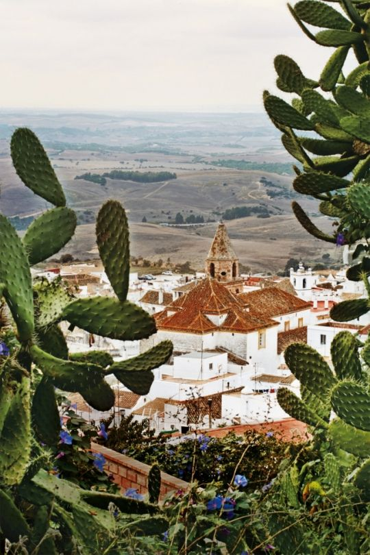 Travel Guide: Costa de la Luz, Spain: Medina-Sidonia, one of the steep hill towns (pueblos blancos) of the Costa de la Luz in Andalucía, south-west Spain, is considered by some to be the oldest city in Europe and dates back to Phoenician times.