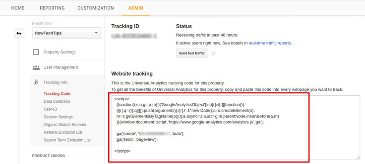 Google Analytics Account Creation Tutorial - Step-by-step guide to creating Google Analytics account, generate Tracking ID or Tracking Code, and add tracking code to your website.